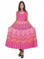 Indian Consigners 35-36 Jaipuri Cotton Printed Kurti Fabric