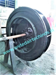 Rubber Lined Spare Impellers