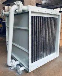 Fin Engine Oil Cooler