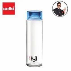 Cello Water Bottle Glass