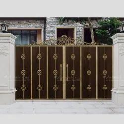 Main Gate Design for Home