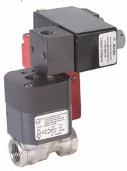 Stainless Steel High Pressure Rotex Solenoid Valves, For Industrial, Valve