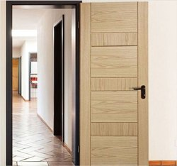 Wooden Plain Flush Door