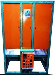 Fully Automatic Double Die Dona Thali Making Machine