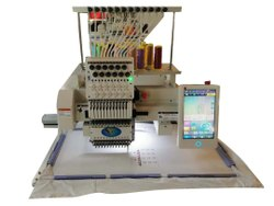 Dahao Mh 1201 Single Head Embroidery Machine (Area 500 800 Mm)