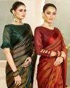 Ladies Fancy Weight Less Saree