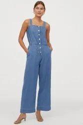 Export Surplus Garments Ladies Wear Jumpsuit