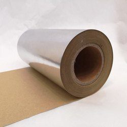 Metallized  Kraft Paper