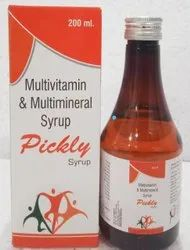 Multivitamin And Multiminerals Syrup