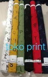 Daga Group Printed Toko Print, Size: 60