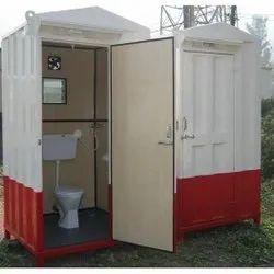 Western Seat Portable Toilet