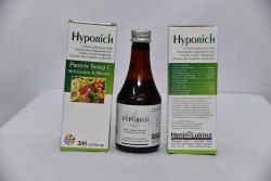 Protein Syrup C Multivitamin & Minerals