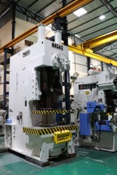 Used Stamping Press 200 Tons