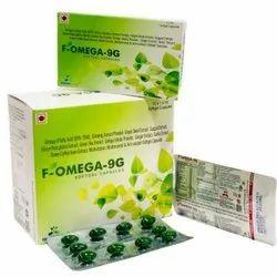 F-OMEGA-9G Softgel Capsules
