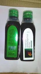 Povidone lodine Germicide Gargle 2% Mint Capsules.