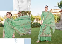 Ladies Printed Cotton Dress Material