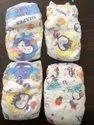 Velcro Tape Baby Diapers