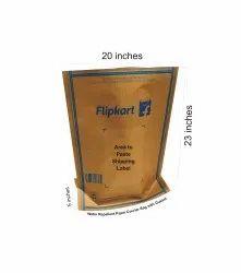 Flipkart Paper Bag-PB 5 (23x20 Inch)Lip Lock
