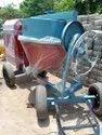 Mobile Cement Concrete Mixer