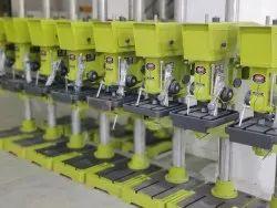 Light Duty Pillar Drill Machine