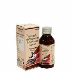 Liquid Paraffin Milk Of Magnesia And Sodium Picosulfate Suspension