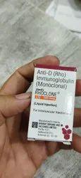 Anti-D (Rho) Immunoglobulin (Monoclonal)