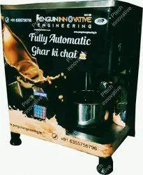 3 Line Tea And Coffee Vending Machine