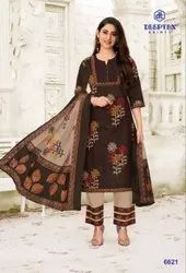 Shivkrupa Enterprise 26 colour Deeptex Miss India Vol 66 Cotton Printed Salwar Kameez