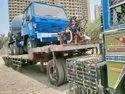 Concrete mixer transport service