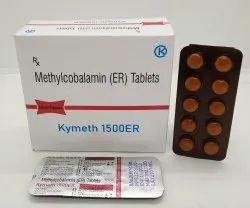 Methycobalamin 1500 mg  - KYMETH 1500 ER