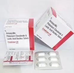 Amoxycillin Potassium Clavulanate Lactic Acid Bacillus