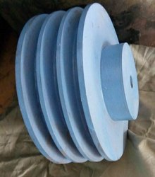 Solid V Pulley