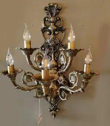 Mughal Wall Candle Lights