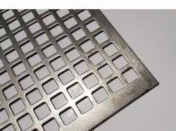 1mm Aluminum Perforated Sheet
