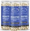 Healthy Treat Roasted Watermelon Seeds - Sweet And Sour 375gm - Pack Of 3 125 Gm Each
