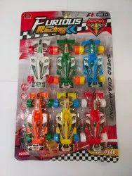 Tzoo Furious Racing Cars Toy