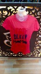 Casual Ladies T Shirt