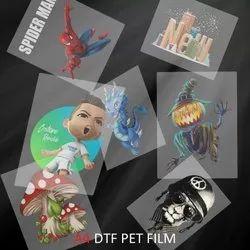 A4 DTF PET Film Sheets
