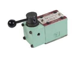 Manually Operated Directional Valves DMG-01