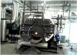 Wood Fired 1.5 TPH Horizontal Steam Boiler