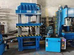 Omkar Make 4 Column Hydraulic Press Machine