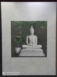 Buddha Statue Picture Tiles