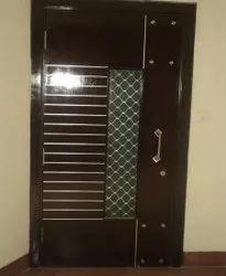 Mild Steel Safety Doors
