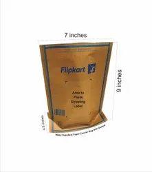 Flipkart Paper Bag-PB 1 (7x9 Inch)Lip Lock