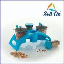 4 In 1 Multipurpose Dining Achar Jars