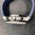 Moissanite Studded Diamond Watch, EF/VVS Diamond 12