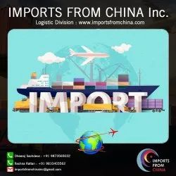 how to import china products to india