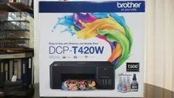 Brother DCP-T420W, For Home, Ink Tank