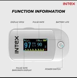 Fingerprint Pulse Oximeter