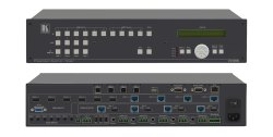 Presentation Boardroom Router / Scaler System